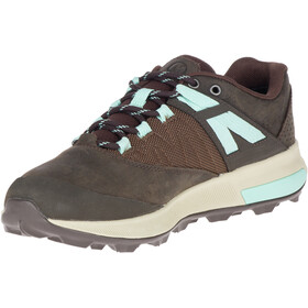Merrell Zion GTX Schoenen Dames, seal brown
